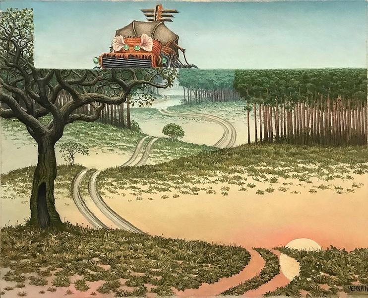 Equalizing the landscape